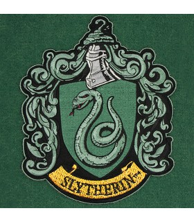 Flag wall of the Slytherin House, Harry Potter