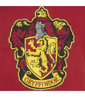 Flag wall of the House Gryffindor, Harry Potter