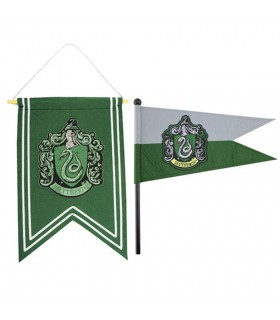 Flag and the banner, Slytherin Harry Potter
