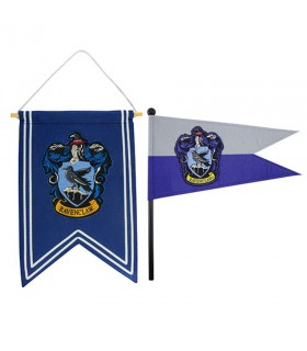 Flag and banner Ravenclaw Harry Potter