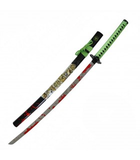 Katana Zombie The Walking Dead