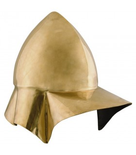 Helmet Greek Boetiano in brass, S. IV.C.