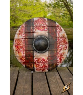 Shield viking Iarla Sleipnir, 70 cm