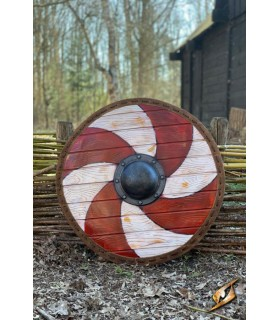 Shield viking Thegn, LARP