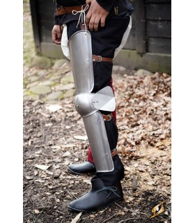 Protective legs of a Soldier, satin finish