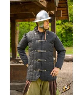 Set medieval Infanteria, Gambesón and Helmet