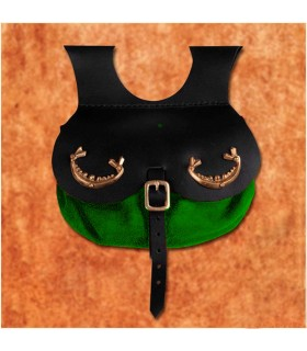 Bag viking model Thane, color green