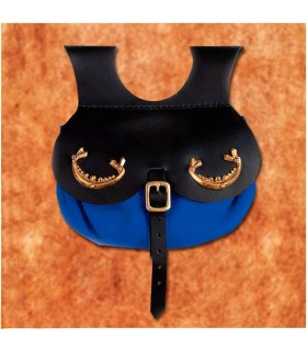 Bag viking model Thane, color blue