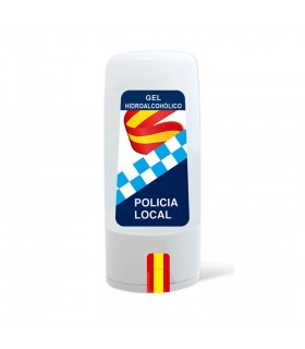 Hydroalcoholic Gel 50 ml. Local Police
