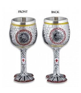 Cup of the templars Sigillum Militum Xpisti