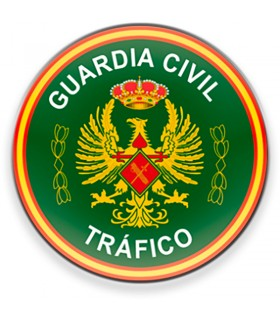 Magnet Civil Guard of Traffic to refrigerator
