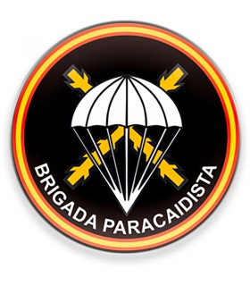 Magnet Brigade Paratrooper for fridge