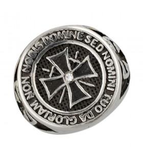 Ring Cross Knights Templar