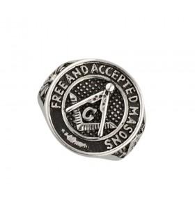 Ring Masonic, Free And Accepted Masons