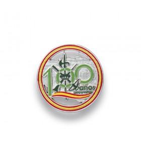 Pin 100 Anniversary of the Spanish Legion (2 cm)