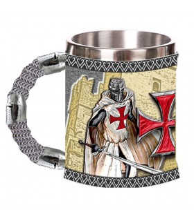 Cup resin of the Knights Templar