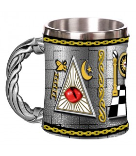 Cup resin of the Masons