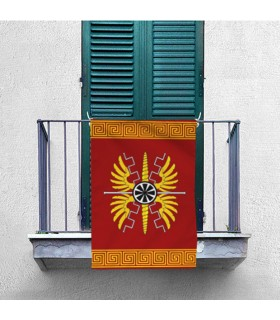 Banner Roman for interior and exterior (70x100 cms.)