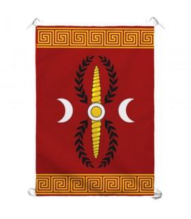 Standard Roman Legion SPQR for interior and exterior (70x100 cms.)