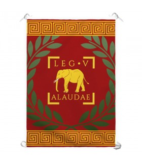 Banner Legio V Roman Alaudae (70x100 cm.)