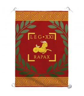 Banner Legio XXI Rapax Roman (70x100 cm.)