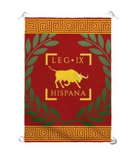 Banner Legio IX Hispana Roman (70x100 cm.)