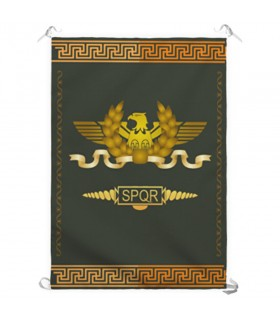 Banner Legion Romana SPQR (70x100 cms.)