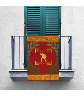 Banner Legio II Traiana Fortis Roman (70x100 cm.)