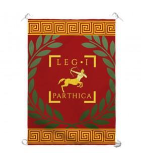 Banner Legio I Parthica Roman (70x100 cm.)