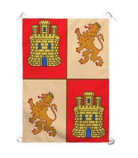 Banner Medieval Castile and León (70x100 cms.)