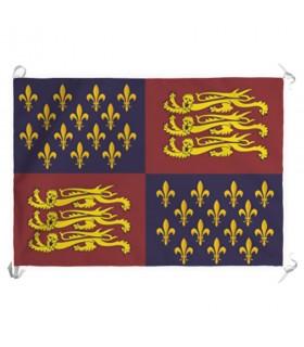 Banner Realm of England, XIV-XV centuries (70x100 cms.)
