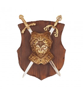Panoply Breastplate and swords