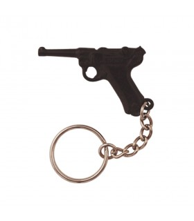 Keychain gun German Luger