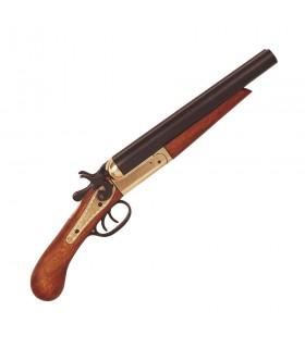 Shotgun double barrel USES 1868