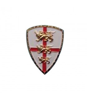 Magnet medieval Richard the Lion-Heart, 5 cm