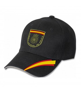 Cap National Police Corps Spanish