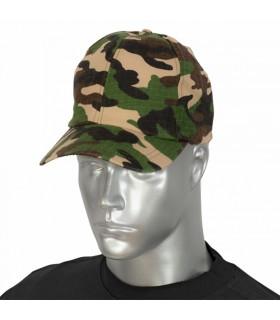 Cap Barbaric camouflage camo