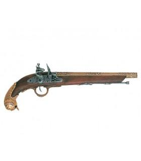 German pistol, XVIII century