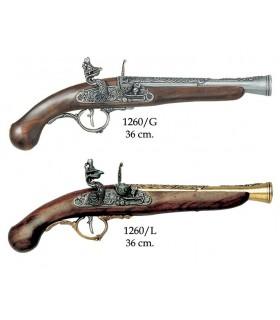 German pistol, XVII century