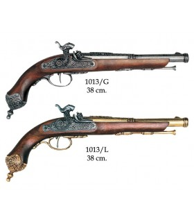 Pistol Italian (Brescia) 1825