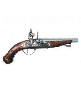 French pirate pistol, XVIII century