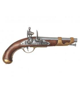 French cavalry pistol, 1800