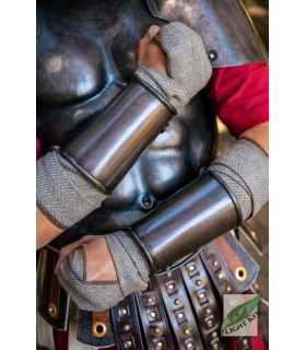 Spartan Armbands for LARP, Epic Armory