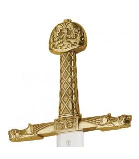 Sword of Charlemagne Bronze