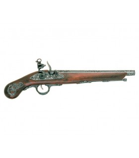 Italian pistol, the eighteenth century