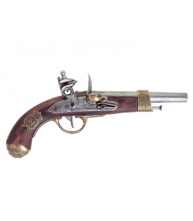 Napoleon pistol manufactured by Gribeauval, 1806