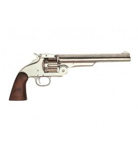 Revolver made by Smith & Wesson, USA 1869