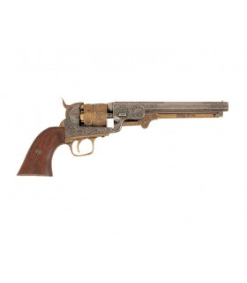 Revolver US Navy manufactured by S. Colt, 1851