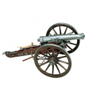 Cannon used in Civil War USA, 1861