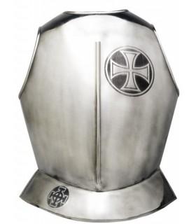 Templario breastplate with cross